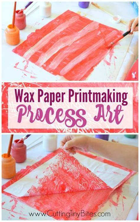 Wax Paper Arts And Crafts - 143 best images about work activities for younger