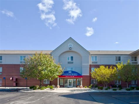 Troy Michigan candlewood suites detroit troy extended stay hotel in