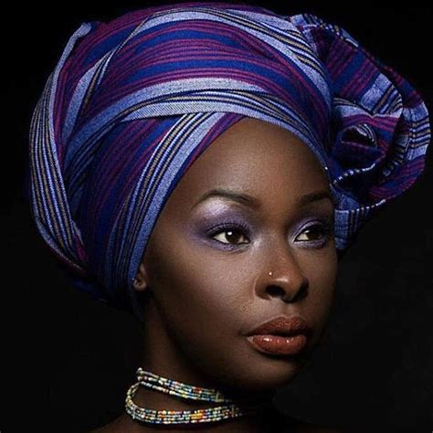 wrap hairstyles for african american women 17 best images about hair styles head wraps on pinterest