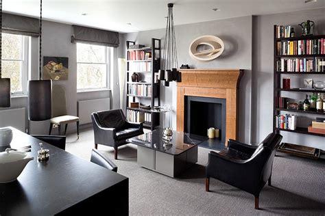 wohnung mit einrichtung im modernen englischen stil - Einrichtung Wohnung