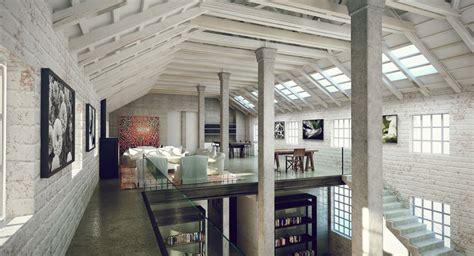 Industrial Style Loft | industrial lofts