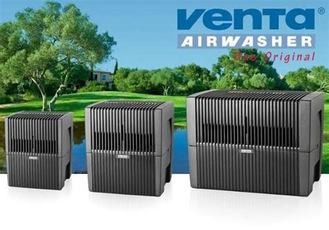 venta air washer air purifier and humidifier in one family focus