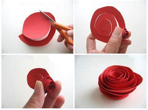 como hacer una rosa imgenes como hago una rosa de papel imagui
