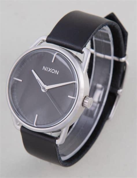 Nixon Mellor Black mellor black accessories from buddha store uk