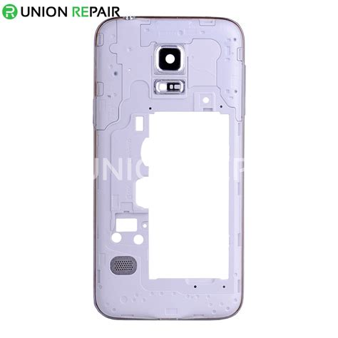 replacement  samsung galaxy  mini rear housing white