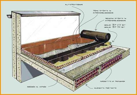 barriera vapore pavimento cappotto termo acustico e coperture piane isolate con