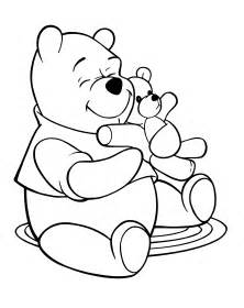 coloring pages teddy bear coloring