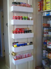 Door Spice Racks Robbygurl S Creations Diy Pantry Door Spice Racks