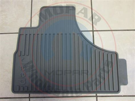 Floor Mats For Jeep Liberty by Jeep Liberty Slate Gray Rubber Slush Floor Mats New Oem