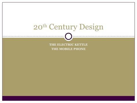 20th century design klotz 20th century design