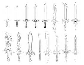Terraria Sword Coloring Pages Sketch Page sketch template