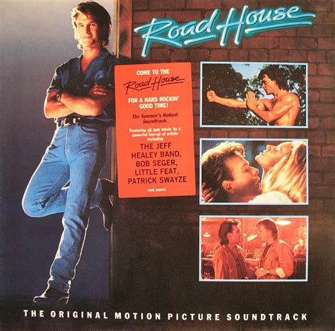 road house soundtrack various road house the original motion picture soundtrack vinyl lp at discogs
