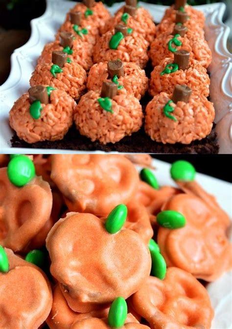 how to make orange food coloring top photo rice krispie pumpkins make regular rice