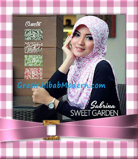 Jilbab Harian Kerudung Syari Jilbab Pesta Jilbab Santai Jilbab Instan 10 jilbab instant harian modis sabrina sweet garden grosir