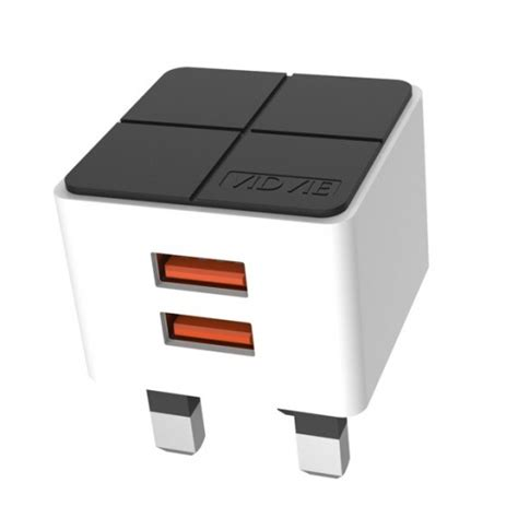 Vidvie 2 Usb Port Micro Charger Usb Cable Included Micro Plm301 kuwait deals best daily deals sales offers deals in kuwait