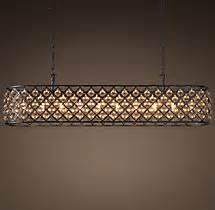 48 black light spencers spencer rectangular chandelier 72 quot