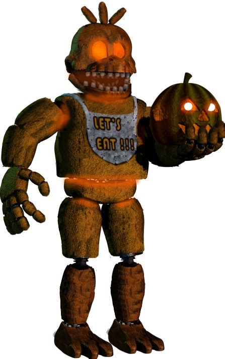 imagenes de jack o bonnie fixed jack o chica by gratex203 on deviantart