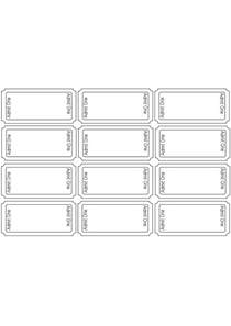 office depot ticket template blank raffle tickets search results calendar 2015