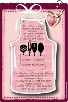 kitchen tea invites ideas kitchen tea invitation ideas the wedding warehouse