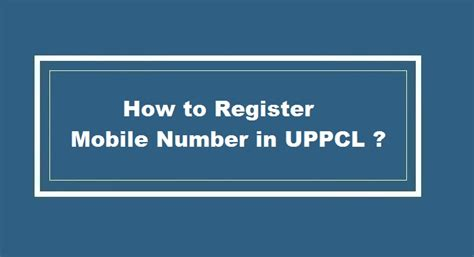 how to register mobile number in canara bank atm how to pay electricity bill in uppcl
