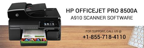 How to Accomplish HP Officejet Pro 8500A A910 Scanner ... Driver For Hp 8500 A910