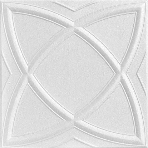 a la maison ceilings elliptic illusion 1 6 ft x 1 6 ft