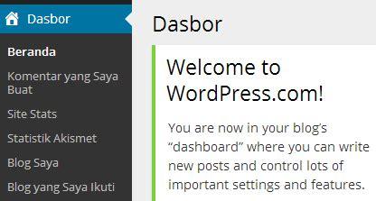 cara membuat blog wordpress untuk pemula cara membuat blog di wordpress gratis dan mudah untuk