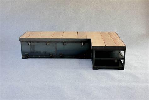 meuble d angle industriel 2138 meuble tv