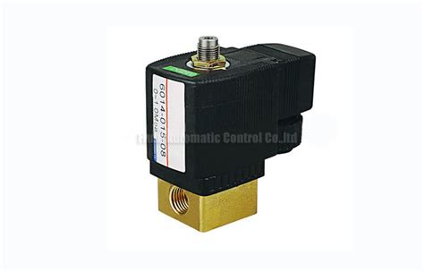 Mini Valve Italy Size 12 1 5mm g1 4 quot three way miniature solenoid operated