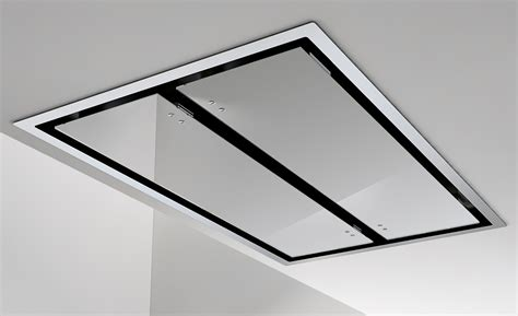 cappe a soffitto cappa cirrus glass cappe soffitto best