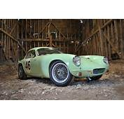For The Love Of Cars Restored First Production Lotus Elite