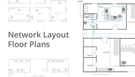 network floor plan network layout floor plans how to create a network