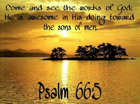 awesome psalm