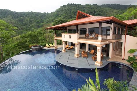 Costa Rica House Rentals by Dominical House Rental With Views Of Ballena National