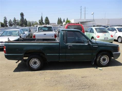 1993 mitsubishi mighty max used 2 4l i4 16v manual pickup truck no reserve classic mitsubishi