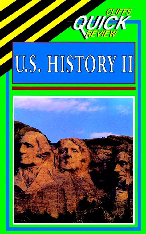 u s history books cliffsnotes ap u s government and politics 2nd edition