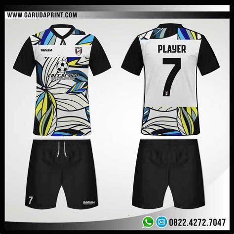 desain baju futsal paling keren desain jersey futsal 73 back to nature garuda print
