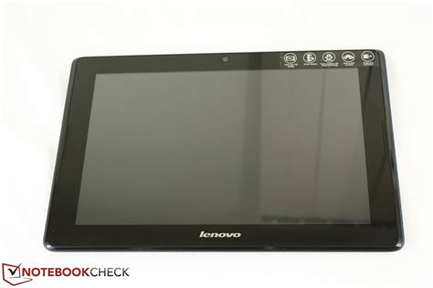 lenovo 10 zoll tablet 2317 test lenovo a10 tablet notebookcheck tests