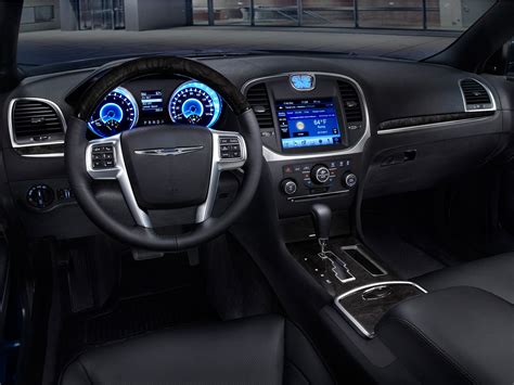 Interior Accessories You Got A Suave Attitude by 2013 Chrysler 300 Price Photos Reviews Features