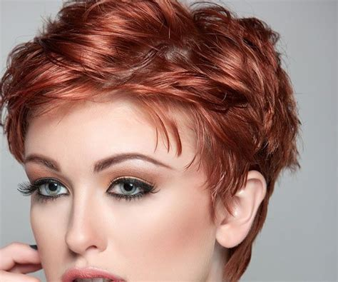 hairstyles do highlights dont show 25 best ideas about short copper hair on pinterest