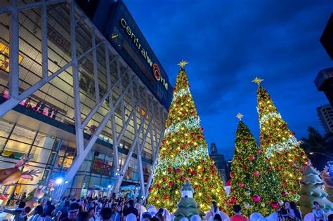 places  celebrate christmas  thailand