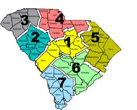 county sc school district map pictures to pin on