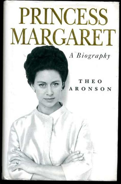 princess margaret a of contrasts books princess margaret a biography aronson theo