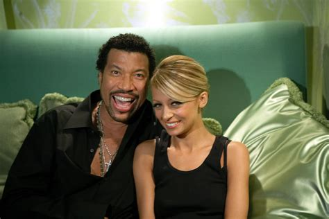 lionel richie photos photos site of nicole richie and lionel richie talks about adopting nicole richie