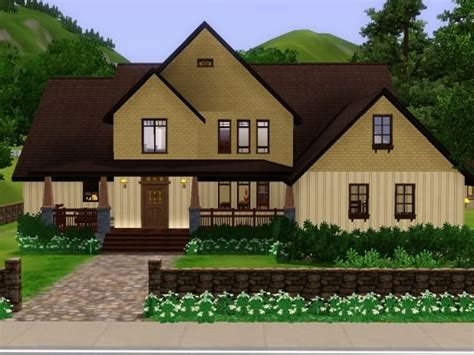 sims 3 houses design the sims 3 house designs