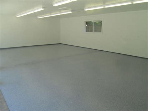 garage interior finish  whats  black stuff
