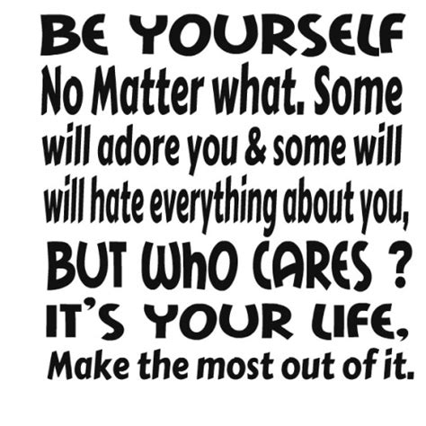 quotes about yourself being yourself quotes image quotes at relatably