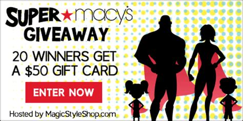 Macy S Gift Card Giveaway - java john z s macy s 1 000 in gift cards giveaway