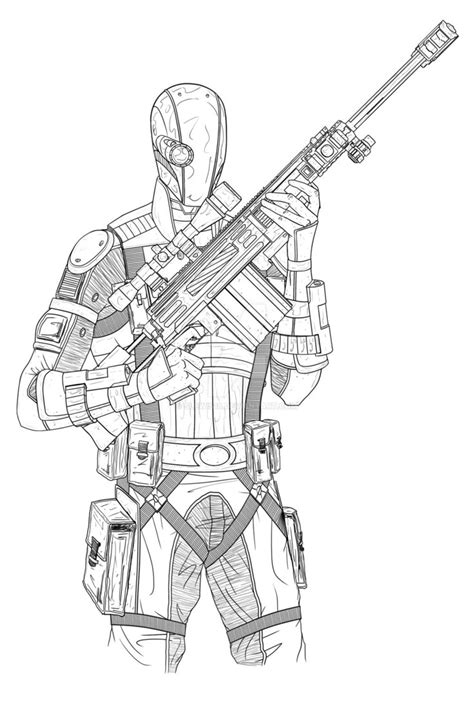 batman red hood coloring pages deathstroke batman arkham knight coloring pages sketch