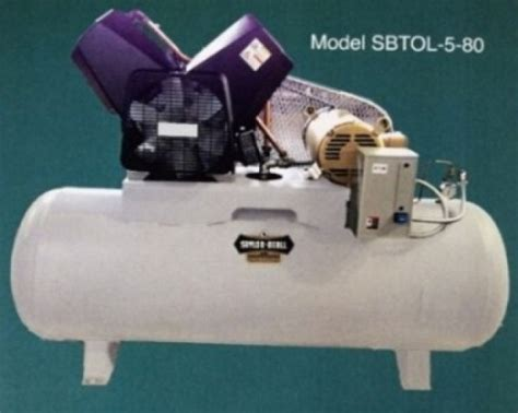 saylor beall oil  air compressor buckeye air